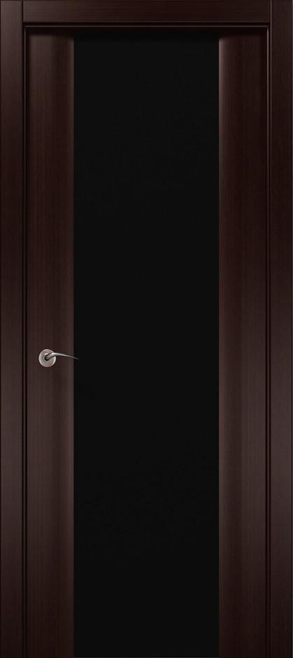 МежкомнатныедвериПапа Карло Cosmopolitan CP-22 триплекс черный