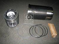 Гильзо-комплект КАМАЗ 740 (Г-черн. П. с рассек.+кольца+палец+уплот.) ДАЛЬНОБОЙ (МОТОРДЕТАЛЬ) 740.1000128-АК-44