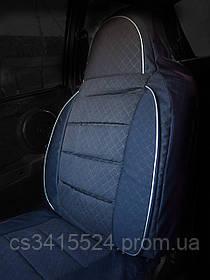 Автомобільні чохли в салон Chevrolet Aveo 2002-2008 (CLASSIC) (wix)