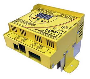Контроллер заряда солнечной батареи 12 В ИМПУЛЬС 3010S с МРРТ + РелеAUX для автономной электростанции