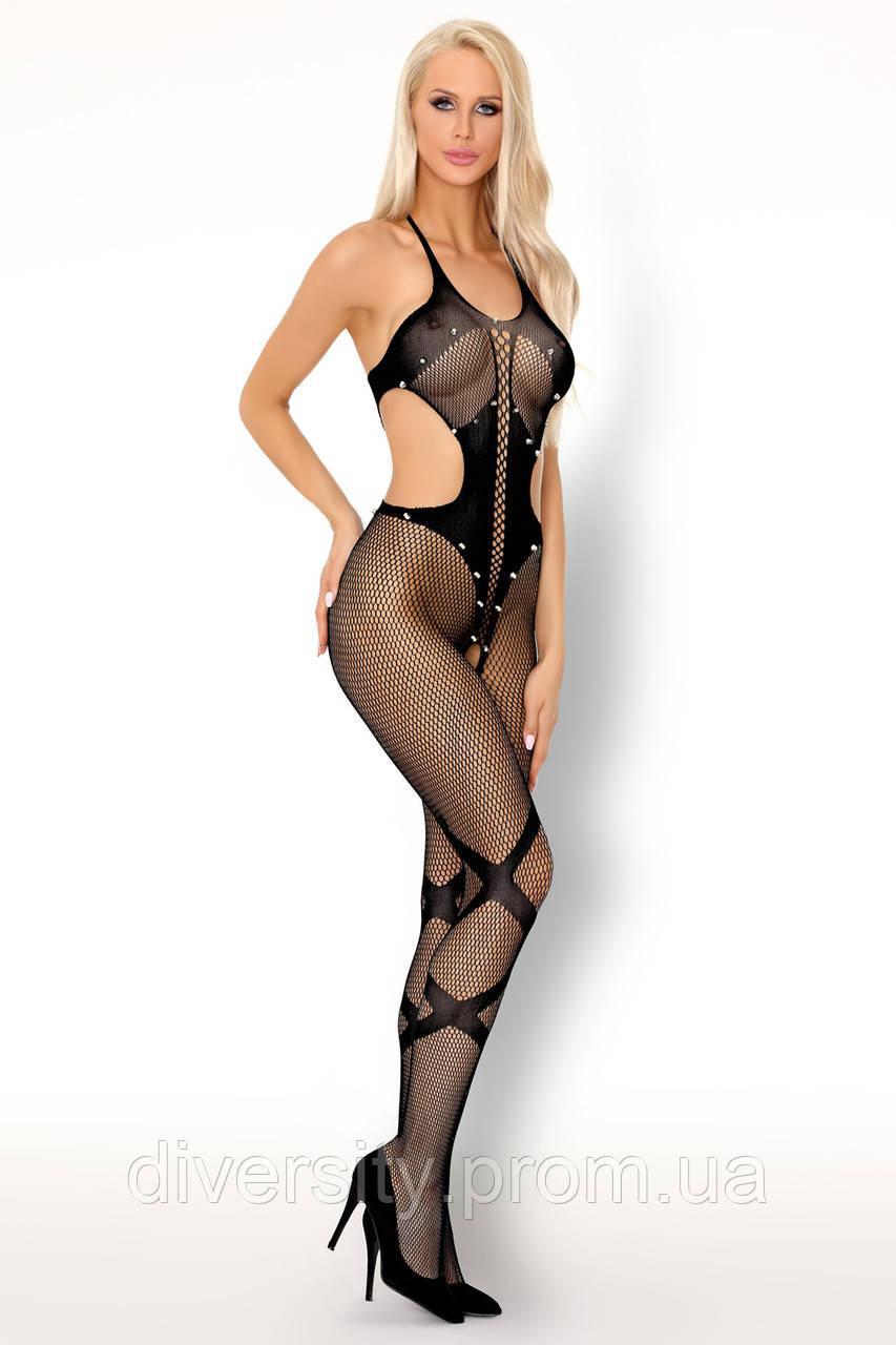 Bituinam боді-комбінезон чорний Livia Corsetti Fashion (S/L, чорний)