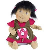"""Оригинальная флисовая кукла ручной работы Rubens Barn """"Маленькая Мария"""" (50016)"""