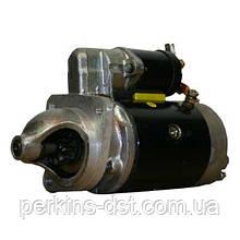 2873A102 Стартер 12V для двигуна Perkins 4.236