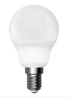 Світлодіодна лампа E14 6W куля LEDEX