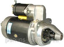 2873A102 Стартер 12V для двигуна Perkins 1004