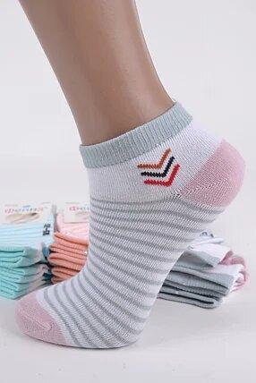 Детские хлопковые носки на девочку FEC5023-5