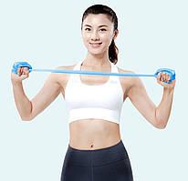 Резинка для фитнеса Xiaomi Yunmai 0.45mm Blue (YMTB-T401)