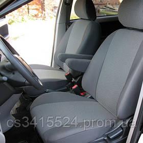 Автомобільні чохли в салон TOYOTA AVENSIS T27 2009р... з/сп 2/3 1/3/подлок/5п