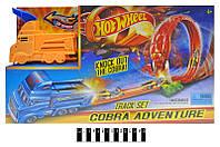 """Трек-запуск """"Hot Wheels Cobra Truck"""" с 1 машинкой 3075"""