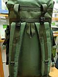 Рюкзак 75 литров олива ( черный), фото 4
