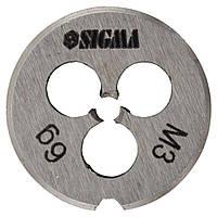 Плашка М3×0,5мм SIGMA (1604081), фото 1
