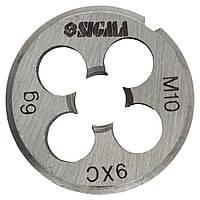 Плашка М10×1,5мм SIGMA (1604281), фото 1