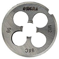 Плашка М12×1,75мм SIGMA (1604351), фото 1