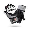 Перчатки для фитнеса и тяжелой атлетики с напульсником Way4you w-1053L