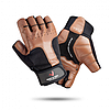 Перчатки для тяжелой атлетики и фитнеса c напульсником Way4you Мужские w-1554-L