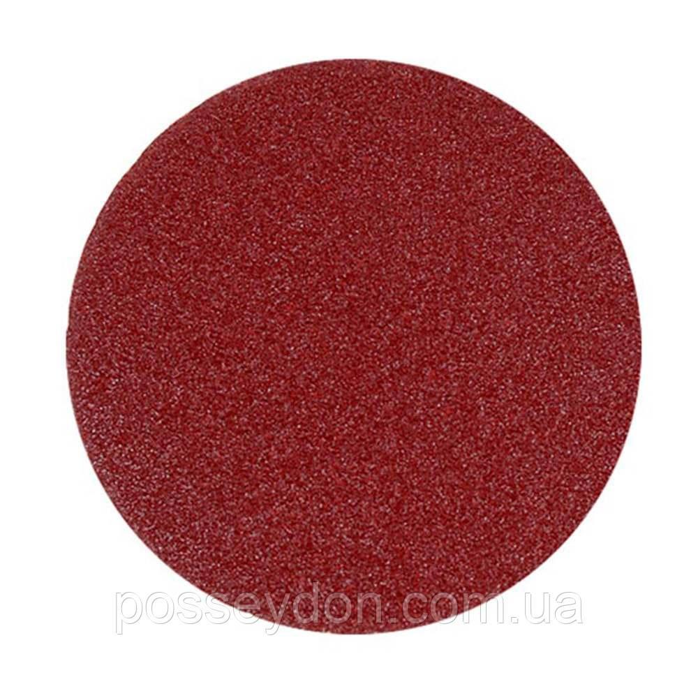 Шлифовальный круг без отверстий на липучке 10шт Ø125мм зерно 100 SIGMA (9121101)