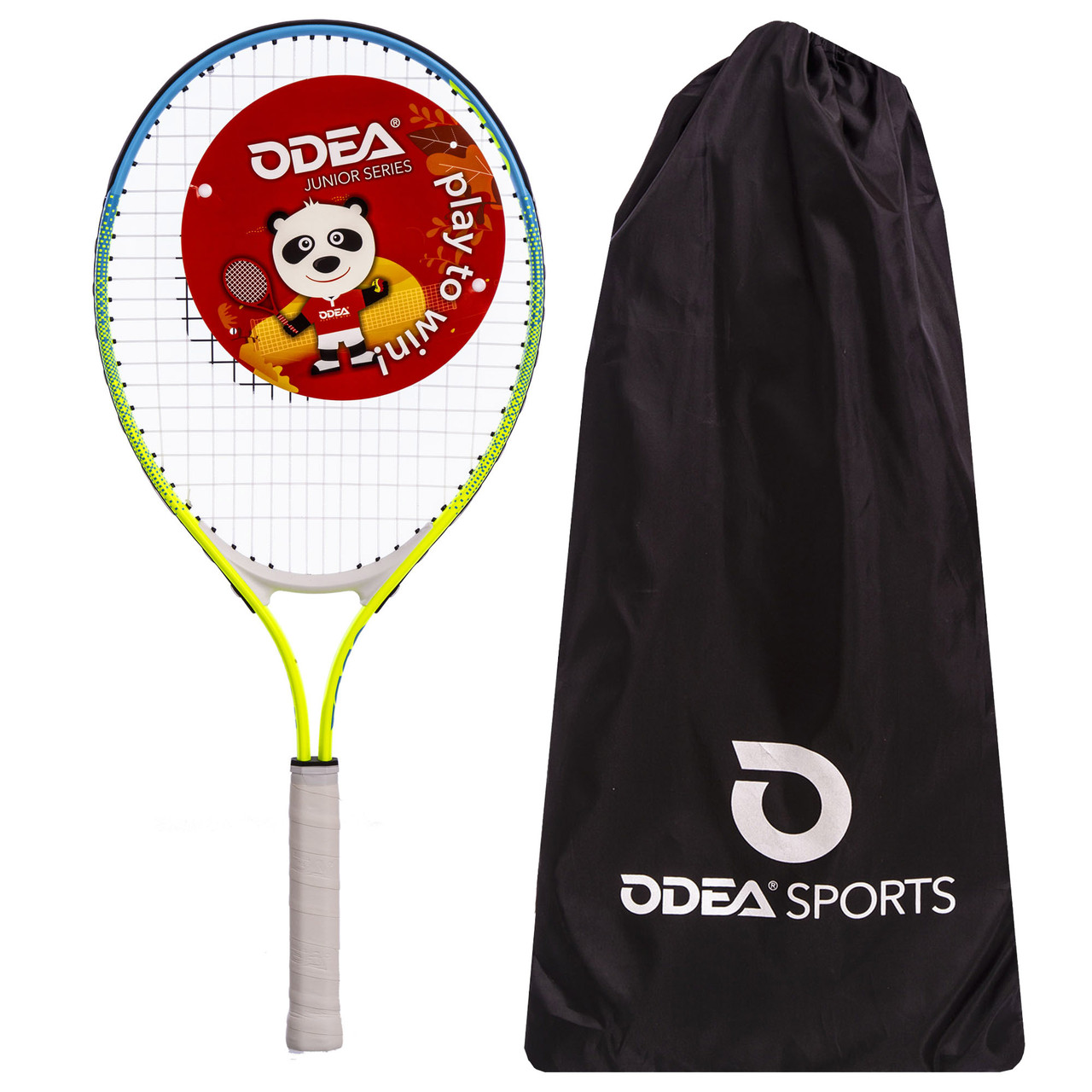 Ракетка для большого тенниса детская ODEAR 25in (8-9 лет) BT-5508-25