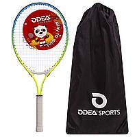 Ракетка для большого тенниса детская ODEAR 25in (8-9 лет) BT-5508-25, фото 1