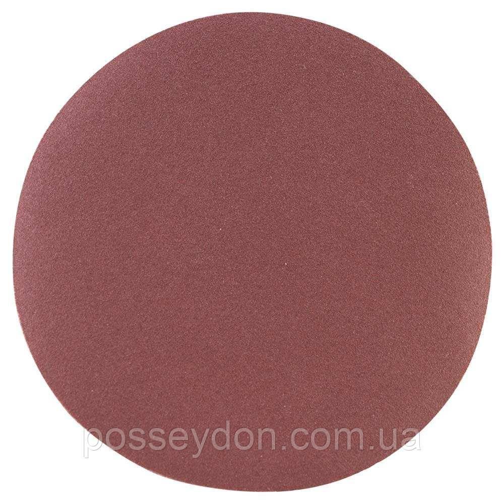 Шлифовальный круг без отверстий Ø150мм P180 (10шт) SIGMA (9121391)