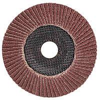 Круг лепестковый торцевой Т29 (конический) Ø125мм P36 SIGMA (9172611), фото 1
