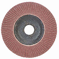 Круг лепестковый торцевой Т29 (конический) Ø125мм P120 SIGMA (9172661), фото 1
