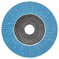 Круг лепестковый торцевой Т29 (конический) ZA Ø125мм P120 SIGMA (9173561), фото 1