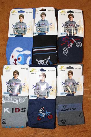 Детские колготки на мальчика 92-152 «Алия», фото 2
