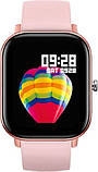 Смарт-часы UWartch P8 Pink, фото 2