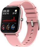 Смарт-часы UWartch P8 Pink, фото 3