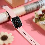 Смарт-часы UWartch P8 Pink, фото 4