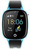 Смарт-часы Smart baby Hw11 Aqua Plus Blue, фото 2