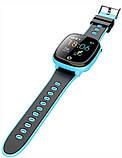 Смарт-часы Smart baby Hw11 Aqua Plus Blue, фото 4