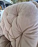 Стул M-65 капучино вельвет (бесплатная доставка), фото 4
