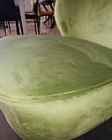 Крісло Фабіо зелений чай Vetro Mebel (безкоштовна доставка), фото 7