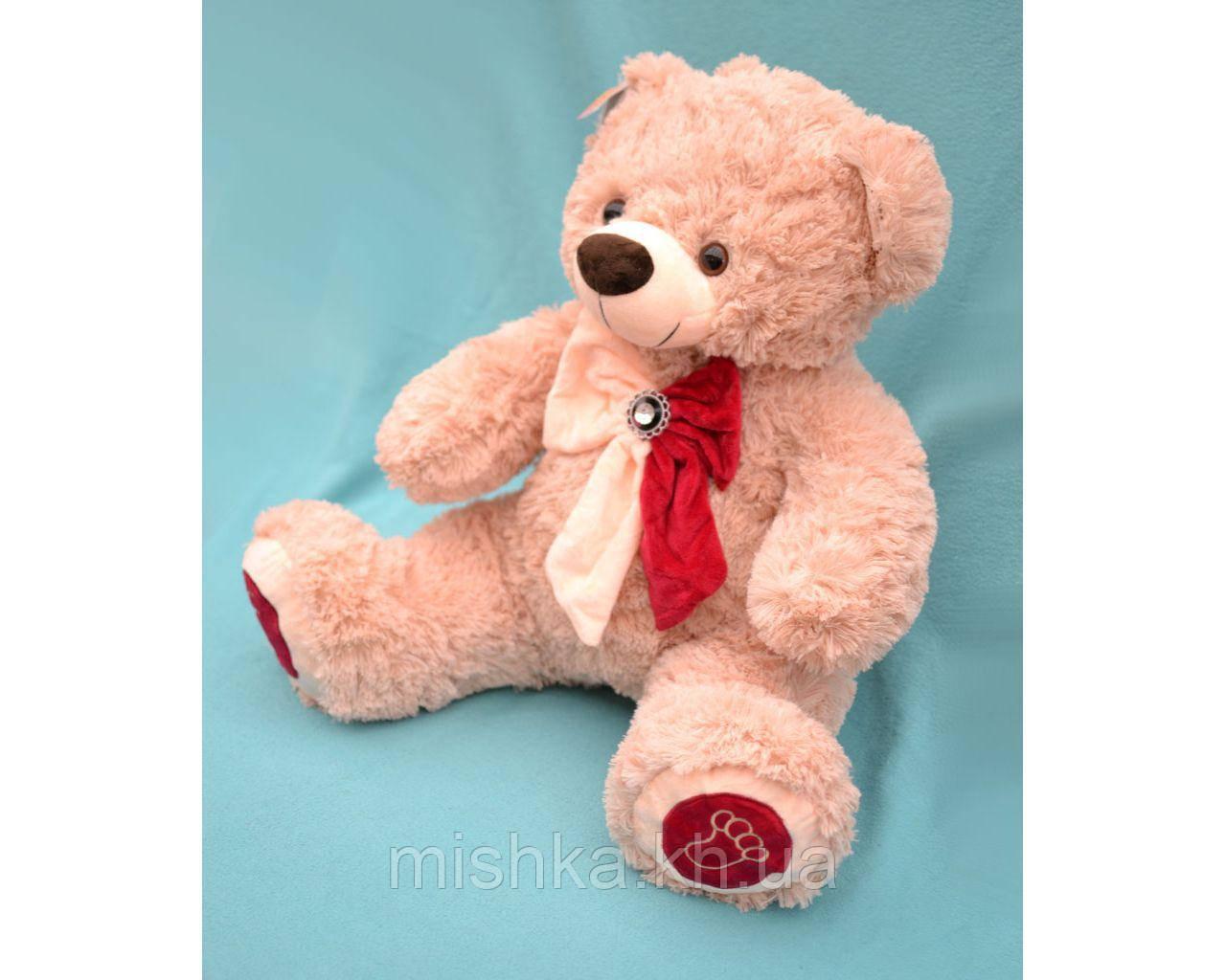 М'яка іграшка Ведмідь з бантиком не набита (50 см) №21-1