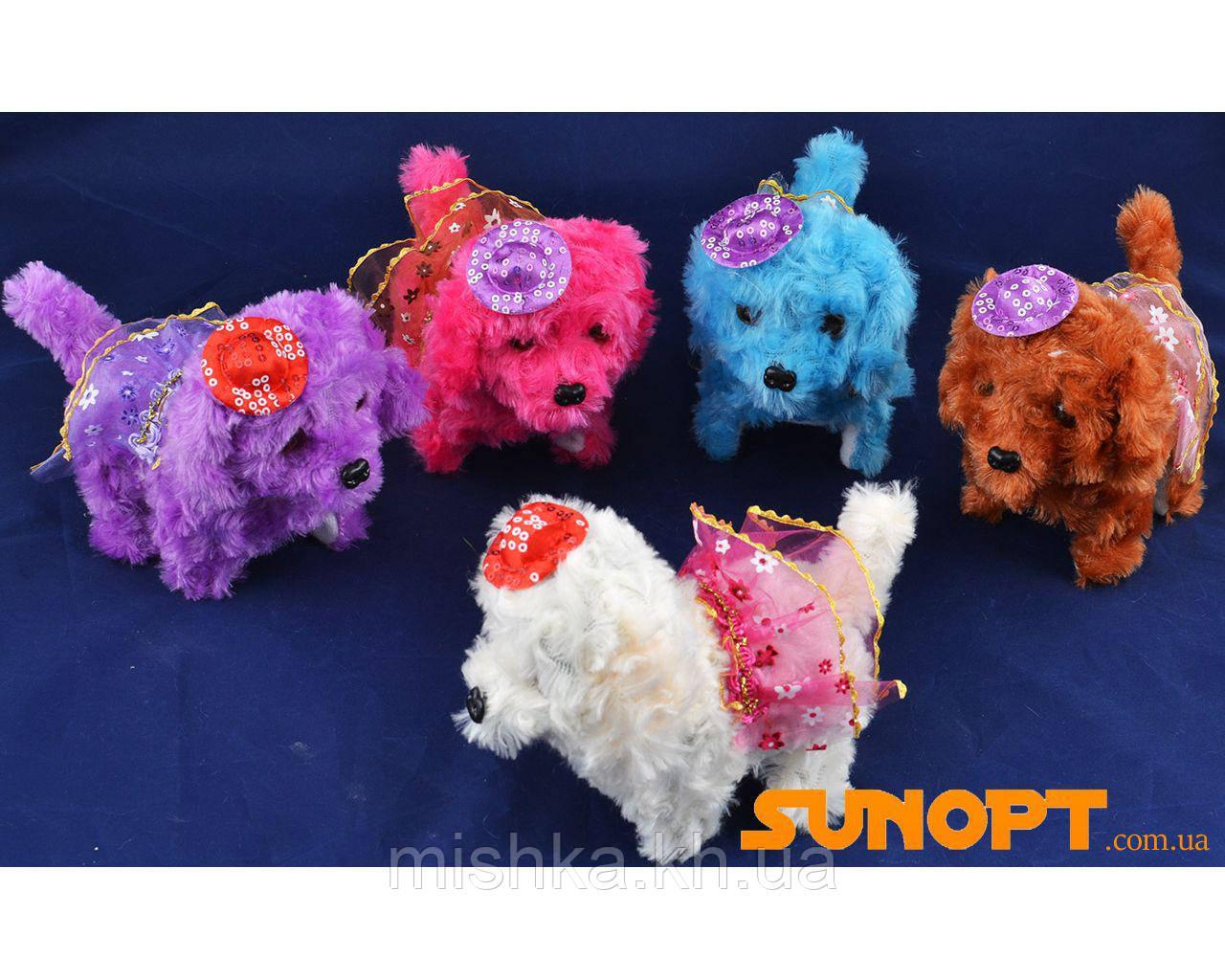 Мягкая игрушка Собачка (Механика) №535-1