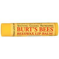 Бальзам для губ Burt's Bees 100% Natural Lip Balm, Classic Beeswax Классический