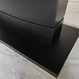 Стол TMM-50-2 черный 110/150 (бесплатная доставка), фото 6