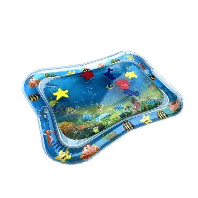 Детский водный надувной игровой коврик AIR PRO inflatable water play mat