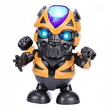 Інтерактивна іграшка DANCE HERO | Танцюючий робот, фото 2