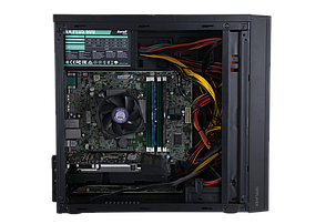 1st Player D8 Tower New / Intel Core i5-4570 / 16 GB DDR3 / 120 GB SSD+500 GB HDD / nVidia GeForce GTX 1050 Ti 4 GB / БП 600W, фото 2