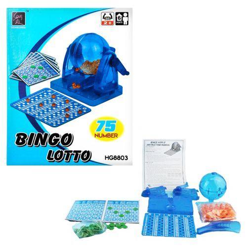 "[HG8803A] Гра дитяча настільна ""Лото Бінго"""