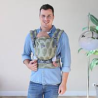 Эрго-рюкзак Love Carry ONE+ с рождения Майами