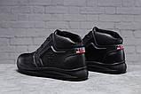 Зимние мужские ботинки 31522, Tommy Hilfiger Denim (мех), черные, [ 40 44 ] р. 40-26,5см., фото 3