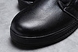 Зимние мужские ботинки 31522, Tommy Hilfiger Denim (мех), черные, [ 40 44 ] р. 40-26,5см., фото 5