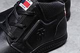 Зимние мужские ботинки 31522, Tommy Hilfiger Denim (мех), черные, [ 40 44 ] р. 40-26,5см., фото 6