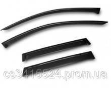 Дефлекторы на боковые стекла Citroen C-Crosser 2007-2012 COBRA TUNING