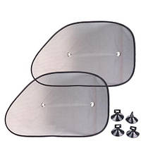 Шторки на присосках на боковое стекло косые (650x380)