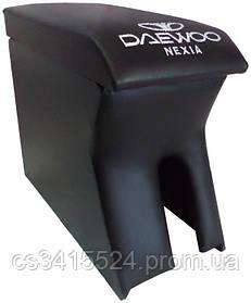 Подлокотник Daewoo Nexia 1995-2014 (с вышивкой)