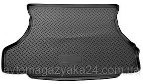 Коврик в багажник пластиковый для Daewoo Nexia (86-) (Lada Locker)